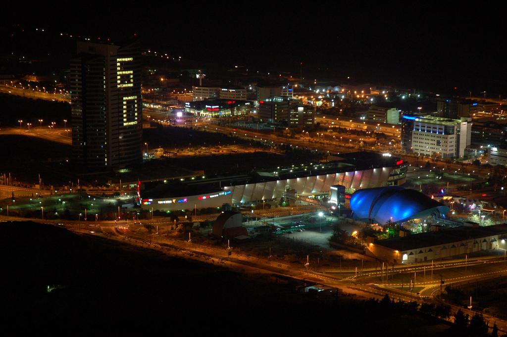 Israel's 60th Birthday - Haifa